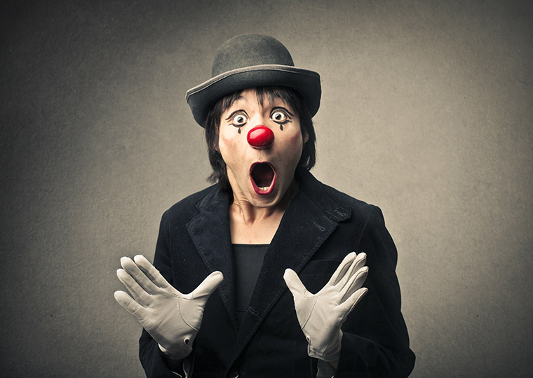 Performer Mime
